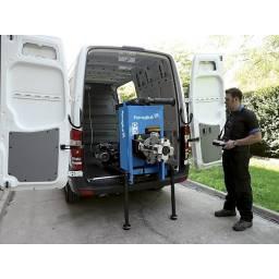 Desmontadora para camiones Modelo: G926 MOVI